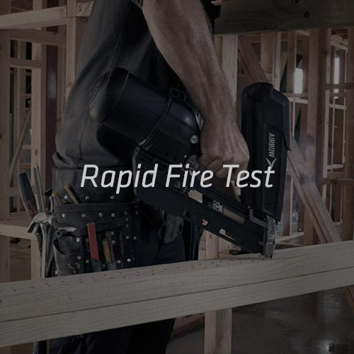 Rapid Fire Test